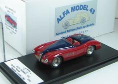 Alfa Romeo 412 Spyder Vignale 1951 - Alfa Model 43