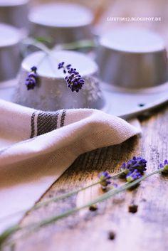 Aprikosen-Lavendel-Tartelette