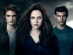 The twilight saga.