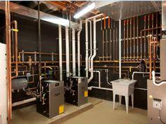 Red epoxy basement floor paint ideas basement for Appraisal value of unfinished basement
