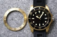 Armida A8 Brass