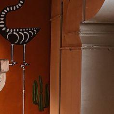 hidden   #cestdesignstudio . . .  #interior4inspo #restaurantdesign #bardesign #interiordesigner #mexicanstyle #designing #graphicart
