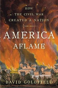 Present -- for the Hubs - America Aflame - nominated by Park Road Books in Charlotte, NC