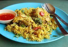 Thai Chicken Biryani