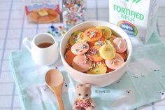 #foodtrends #minipancakes #cutefood #trending Mini Pancakes, I Foods, Cereal, Breakfast, Morning Coffee, Breakfast Cereal, Corn Flakes