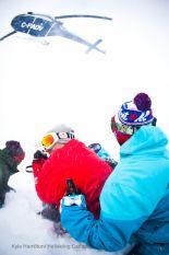 Kyle Hamilton Location: RK Heliskiing #Heliskiing #heliboarding #skiing #snowboarding www.HeliskiingCanada.org