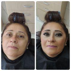 Eis o antes e depois assinado e projetado por Del Alvares para a querida Fátima Batista...
