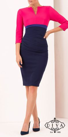 3d019258436 11 Best PENCIL DRESS WITH A TIE DETAIL - WHOLESALE - LONDON images ...