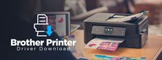 Brother Printer Driver Download - Drivers are software that help your computer work with your Device. Download drivers for your Printer, Scanner & More. Printer Logo, Printer Driver, Printer Scanner, Brother Printers, Software, Amp