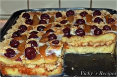 Prăjitură rapidă din pișcoturi și mere – Vicky's Recipes Apple Desserts, No Cook Desserts, Helathy Food, Romanian Desserts, Cake Hacks, Sweet Tarts, Something Sweet, Desert Recipes, Baked Goods