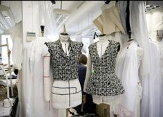 Chanel Haute Couture Atelier