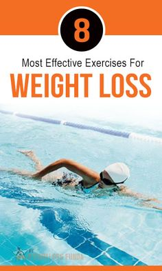 The 8 Most Effective Exercises For #Weight_Loss
