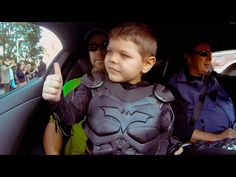 Remember Batkid? The leukemia patient who made the entire world cry oceans of tears and let out deafening awwwwws after his Make-a-Wish project turned San Francisco into Gotham for a day? His story was turned into a documentary called Batkid Begins, and its trailer has just been released.