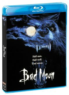 BAD MOON Blu-ray Special Features Revealed by Scream Factory