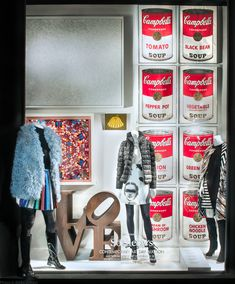 (A través de CASA REINAL) >>>> Bergdorf Goodman, NY pinned by Ton van der Veer