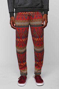 Tom & Hawk Geo Knit Pant