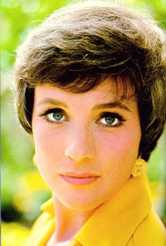 Julie Andrews - so graceful and elegant.