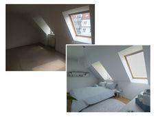 Accessoires schlafzimmer ~ Frisch renoviert und mit den grünen accessoires wirkt das kleine