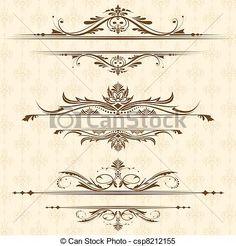 Border Clip Art Vector Graphics. 271,335 Border EPS clipart vector ...