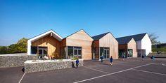 Holmes Miller, Kirkmichael Primary School, Ayrshire