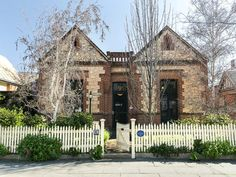 #Adelaide | Sandstone home, North Adelaide