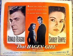 That Hagen Girl Movie Poster
