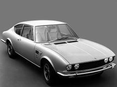 Fiat Dino Coupé 2400 '1969–72