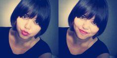 Mima short hair