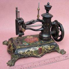 Shaw & Clark Paw Foot sewing machine, circa 1860s