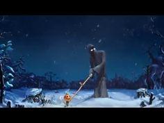 Санта Клаус и Смерть_Santa & Dji