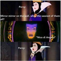 Lol Persassy got out-sassed xD Pjo, percy Jackson