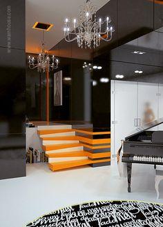Wamhouse Stairs  design idea as seen on www.interiordesignpro.org