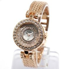 FW943A Rose Gold + PNP Band Rose Gold + PNP Watchcase White Dial Bracelet Watch