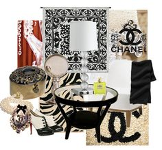 images of diy chanel inspired home decor ideas | ... design inspired by coco chanel s style one thing in coco chanel s
