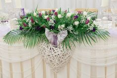 All Decor and Styling provided by Crow Hill Weddings. Fresh Flowers provided by Roxanne at Lily Blossom. Fresh Flowers, Crow, Lily, Wreaths, Table Decorations, Pearls, Weddings, Elegant, Vintage