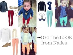 ">>>---> GET the LOOK from Nailea. Check arlenedanielle_ on Instagram for more ""get the looks"" #kidsstyles #kidsfashion"