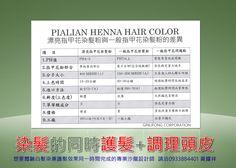 漂亮指甲花染髮粉與一般指甲花染髮粉的差異