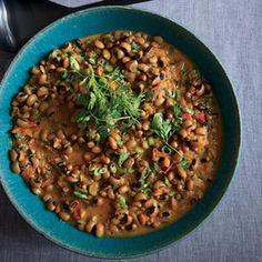 Black-Eyed Peas with Coconut Milk and Ethiopian Spices Recipe - Delish.com