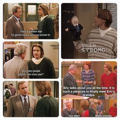 Eric and Mr. Feeny :)