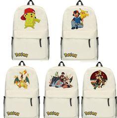 Pokemon School Backpack - free shipping worldwide
