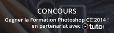 Concours : tentez de gagner la formation Photoshop CC 2014 en partenariat avec Tuto.com  http://alexandreprimus.fr/concours-tentez-de-gagner-la-formation-photoshop-cc-2014-en-partenariat-avec-tuto-com/  #formation #concours #photoshop #adobe