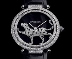 Cartier PROMENADE D'UNE / Panther watch