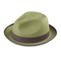 Dasmarca Summer Amazon Crushable   Packable Straw Fedora Hat - Florence - S f5154b33c345
