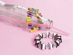 Duct Tape Bracelets | AllFreeKidsCrafts.com