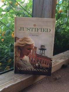 Justified by Varina Denman. Check out my #review here: http://spreadinghisgrace.blogspot.com/2016/05/my-bookshelf-justified-by-varina-denman.html