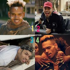 """YOUNG BREEZY ⚡️ (@officialblackpyramid) on Instagram: """"1/2/3 or 4?? (You Can Only Choose 2 !!!) I go for 2 And 3 @championbreezy @chrisbrownofficial…"""""""