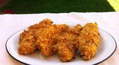 Μπριζόλες στο Τηγάνι με Μέλι & Μουστάρδα Υπέροχη Γεύση!!   womanoclock.gr Doritos, Grains, Rice, Meat, Chicken, Food, Pudding Corn, Crusted Chicken, Essen
