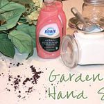 Make Your Own Gardener's Hand Scrub Dawn/Pink w/Oil of Olay and Sugar!  Easy Peasy and SMELLS SO GOOD!!!  ~onegoodthingbyjilee.com