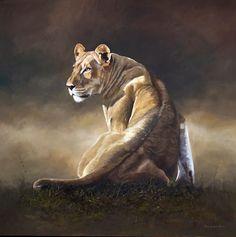 Artist Karen Laurence-Rowe