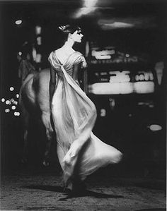 Lillian Bassman. Distinctive.